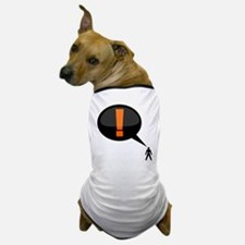 Cute Exclamation point Dog T-Shirt
