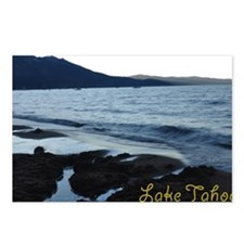 Lake Tahoe Sunset Lasso - Postcards (Package of 8)