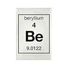 Beryllium Rectangle Magnet