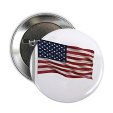 "Flag of the USA 2.25"" Button"