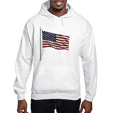 Flag of the USA Hoodie