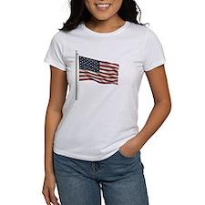 Flag of the USA Tee