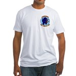 HAL-3 Seawolves Fitted T-Shirt