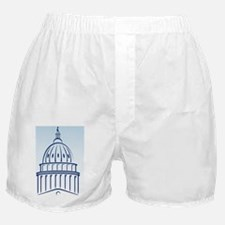 US Capitol Dome Boxer Shorts