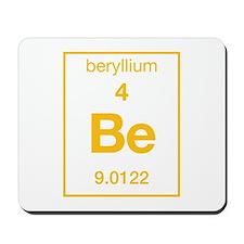 Beryllium Mousepad