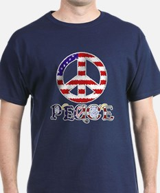 Peace is Patriotic T-Shirt
