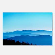 Blue Ridge Vista Postcards (Package of 8)