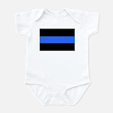 L.E.O. pride Infant Bodysuit