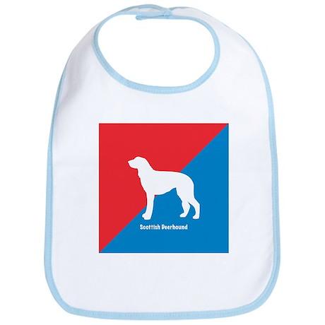 Deerhound Bib