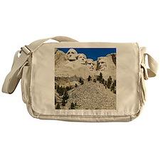 Mount Rushmore National Memorial wit Messenger Bag