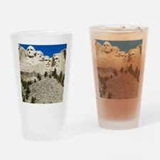 Mount Rushmore National Memorial wi Drinking Glass