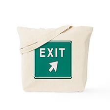 Freeway Exit Tote Bag