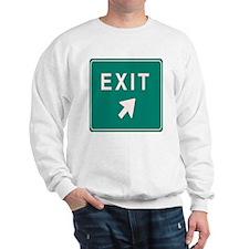 Freeway Exit Sweatshirt
