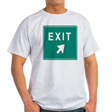 Freeway Exit T-Shirt