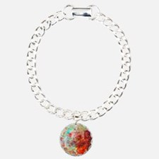 Abstract Painting In Mix Bracelet
