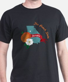 The Peach State T-Shirt