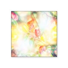 """Abstract nature Square Sticker 3"""" x 3"""""""