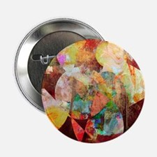 """Mixed Media Collage 2.25"""" Button"""