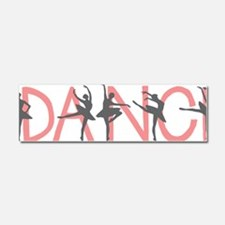 Dance Car Magnet 10 x 3