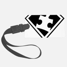 Autism is a Super Power Luggage Tag