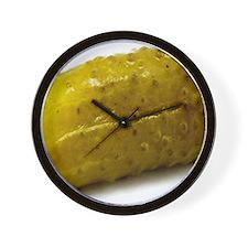 Dill Pickle Wall Clock
