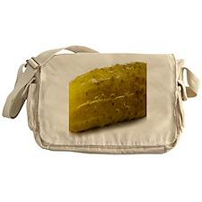 Dill Pickle Messenger Bag