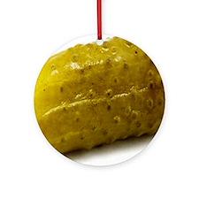 Dill Pickle Round Ornament
