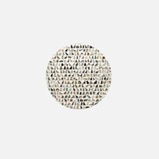 Large group of 471 cats breeds in fron Mini Button
