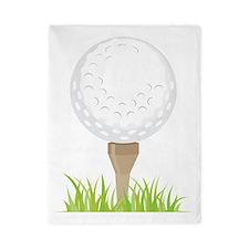 Golf Tee Twin Duvet