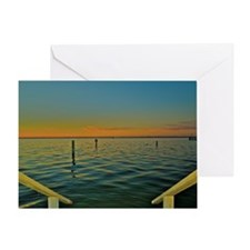 Vanishing Greeting Card