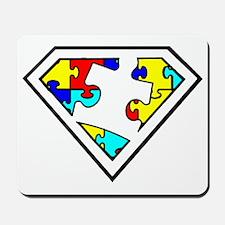 Autism is a Super Power Mousepad