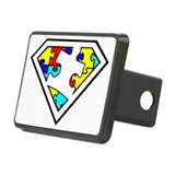 Autism Hitch Covers