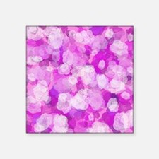 """Abstract Background For Val Square Sticker 3"""" x 3"""""""