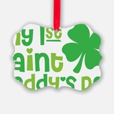 My 1st Saint Patricks Day Ornament