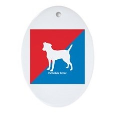 Patterdale Oval Ornament