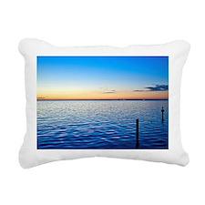 Stillness Rectangular Canvas Pillow