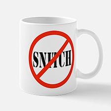 Stop Snitchin' Mug