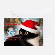 Christmas love letter Greeting Cards