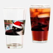 Christmas love letter Drinking Glass