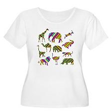 Set Of Africa T-Shirt