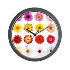 The Perfect Daisy Collection Wall Clock