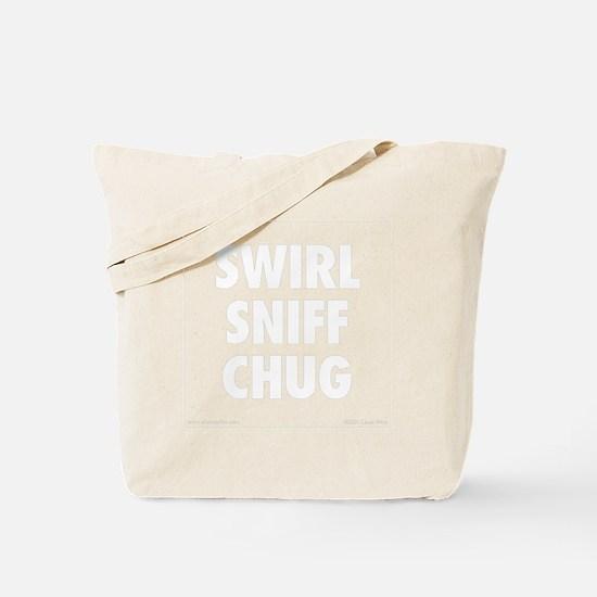 Swirl Sniff Chug Tote Bag