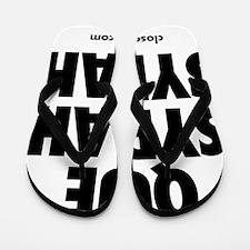 Que Syrah Syrah Flip Flops