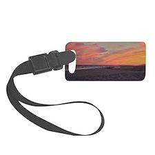 Ocean Beach Luggage Tag