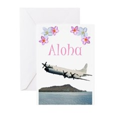 Hawaii P-3  Greeting Cards (Pk of 10)