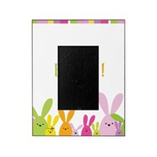 Easter Rabbits Picture Frame