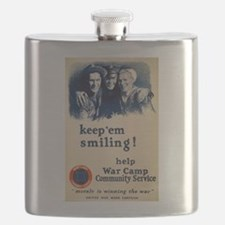 Keep Em Smiling - M Leon Bracker - 1918 - Poster F