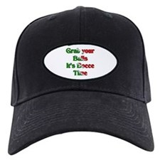 Grab your Balls. It's Bocce T Baseball Hat