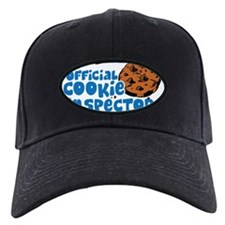 Official Cookie Inspector Baseball Hat