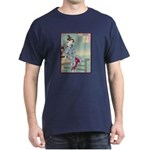 Japanese illustration Dark T-Shirt